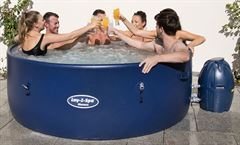 Monaco Hot Tub Hire Hampshire