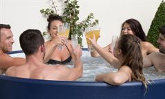 Monaco Hot Tub Hire Farnham