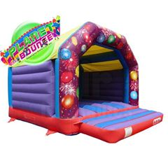 Adult Balloon Wedding Bouncy Castle Hire Guildford