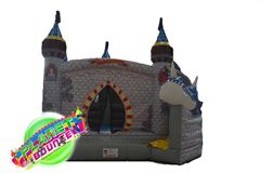 Dragon Castle & Slide Combo Surrey