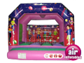 Disco Party Bouncy Castle Hire Surrey